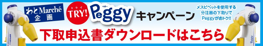 TRY!Peggy申込書